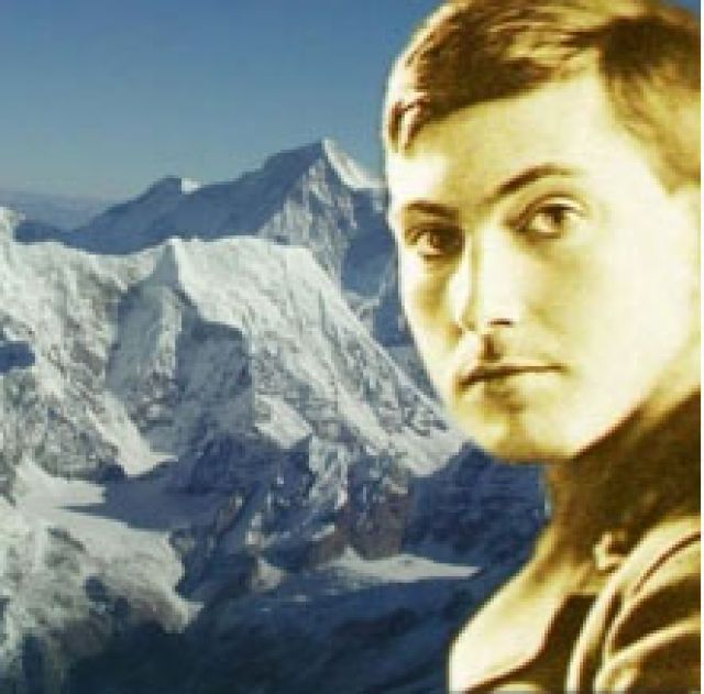 Photo of George Mallory