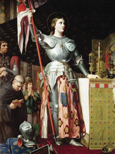 Photo of Joan D' Arc